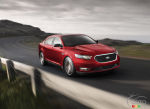 2014 Ford Taurus: New and improved