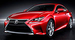 Lexus announces all-new RC coupe for Tokyo Auto Show