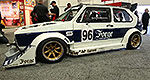 Forge Motorsport Mk1 Volkswagen Golf at 2013 SEMA Show