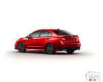 Los Angeles 2013: Behold the 2015 Subaru WRX!