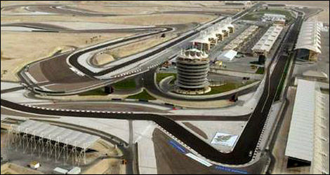 F1 Bahrain International Circuit