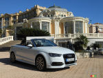 2015 Audi A3 Cabriolet First Impressions