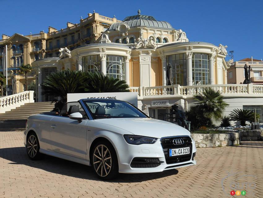 2015 Audi A3 Cabriolet | Car News | Auto123