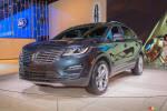 2013 LA Auto Show: 2015 Lincoln MKC