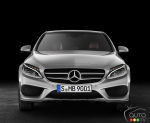 2015 Mercedes-Benz C-Class revealed ahead of NAIAS