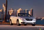 Chrysler 200/cabriolet 200 2014 : aper�u