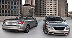 2014 Chrysler 200 Sedan and Convertible Preview