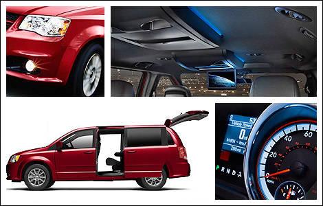 2014 dodge grand caravan preview car news auto123. Black Bedroom Furniture Sets. Home Design Ideas