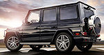 2014 Mercedes-Benz G-Class Preview