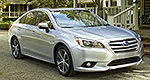 Subaru unveils all-new 2015 Legacy in Chicago