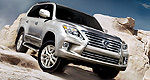 2014 Lexus LX 570 Preview