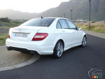 Mercedes-Benz C-Class : Used