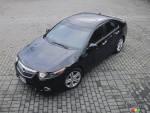 Acura TSX : Used