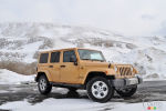 2014 Jeep Wrangler Unlimited Sahara 4x4 Review