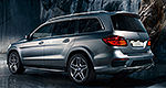 2014 Mercedes-Benz GL-Class Preview