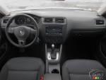 2014 Volkswagen Jetta TDI Trendline+ Review