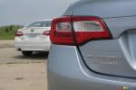 2015 Subaru Legacy First Impressions
