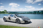 All-new McLaren 650S a star at Goodwood Festival of Speed