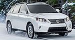 2015 Lexus RX 450h Preview