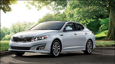 2015 kia optima preview car news auto123. Black Bedroom Furniture Sets. Home Design Ideas