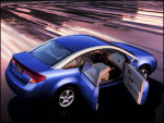 All-New Saturn ION Sedan and Quad Coupe Designed to Re-Energize Small-Car Segment