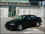 2004 Chevrolet Impala Indy SS Preview