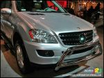 2006 Mercedes-Benz M-Class at Toronto