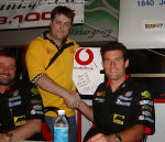 Grand Prix of Canada 2002: Flagworld pictures