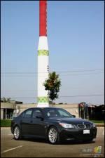 Essai : BMW M5 2006