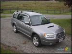 2007 Subaru Forester 2.5XT Road Test