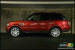 Essai : Range Rover Sport Suraliment� 2006