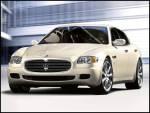 Maserati Quattroporte Automatic gets a conventional transmission
