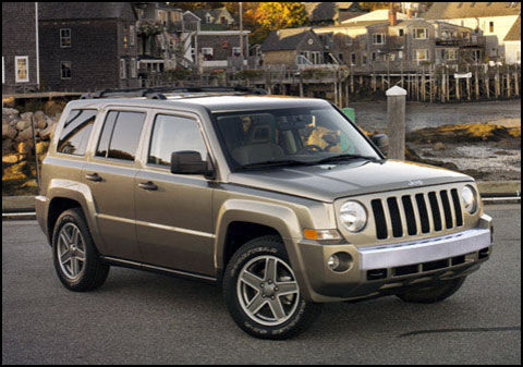 jeep patriot 2007 le 4x4 le moins cher au canada vid o actualit s automobile auto123. Black Bedroom Furniture Sets. Home Design Ideas