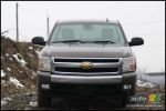 2007 Chevrolet Silverado 1500 4WD Extended Cab LT Road Test