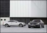 2008 Audi A5 and S5 at the New York Auto Show