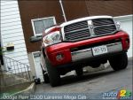2007 Dodge Ram MegaCab 2500 Laramie 4x4 Road Test