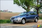 2008 Subaru Outback First Impressions