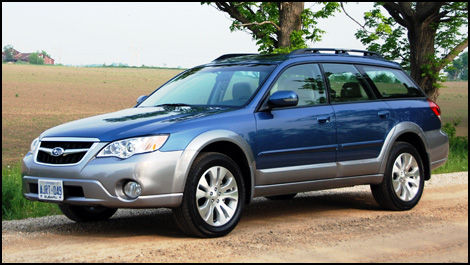 2008 subaru outback first impressions editor 39 s review. Black Bedroom Furniture Sets. Home Design Ideas