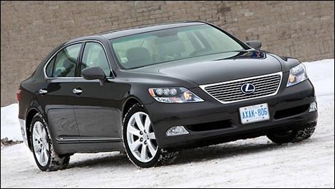 2008 Lexus Ls 600h L Review Video Stampede Leasing