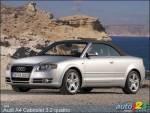2008 Audi A4 Cabriolet 3.2 quattro Review