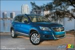 New 2009 Volkswagen Tiguan arrives at dealerships