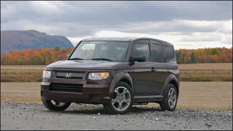 Honda Element Seat Configurations >> 2008 Honda Element SC Review | Fortier Auto Credit