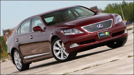 2008 Lexus Ls 600h L Review Stampede Leasing