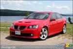 2009 Pontiac G8 First Impressions