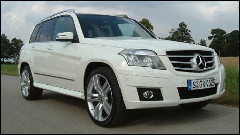 2010 mercedes benz glk350 first impressions editor 39 s for Mercedes benz glk350 reliability