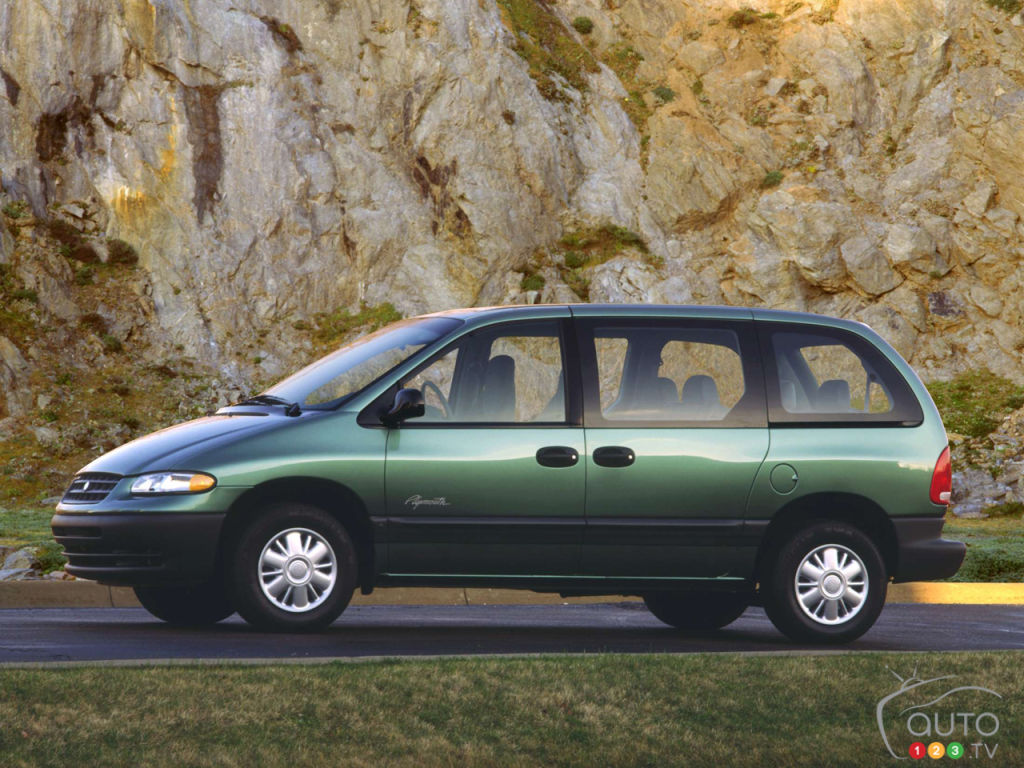Chrysler Revives Voyager Nameplate