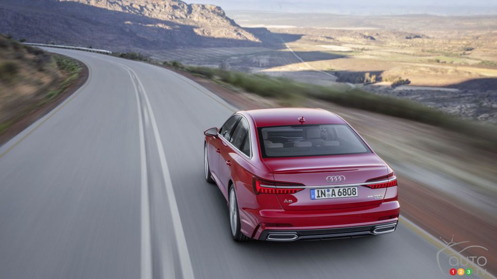 Audi A6 will be unveiled in Geneva motor show