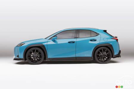 Lexus UX 250h Concept