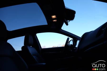 2020 Mitsubishi RVR, sunroof