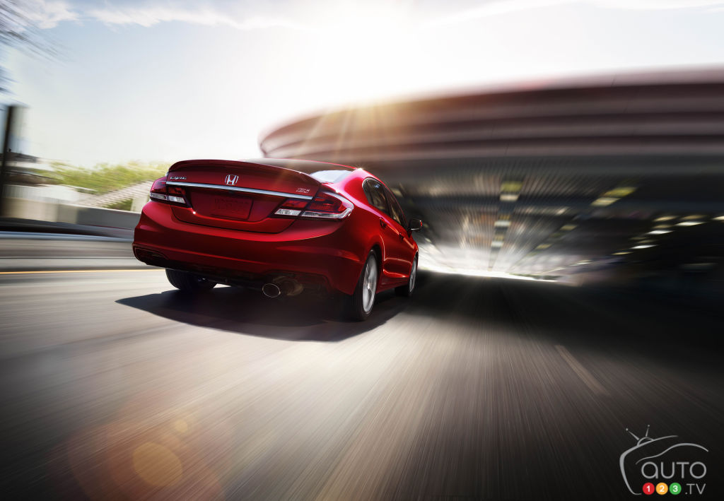 2015 honda civic si manual transmission
